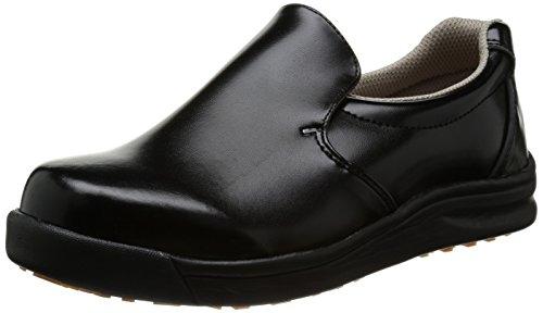 [ノサックス] Nosacks 厨房靴  グリップキング GKW-B BK(黒/23cm)