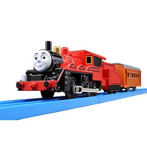 プラレール トーマス ぼくもだいすき! たのしい列車シリーズ 大井川鉄道 きかんしゃジェームス号