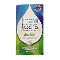 Thera Tears Theratears Sterilid Eyelid Cleanser, 1.62 Oz (Pack Of 2)