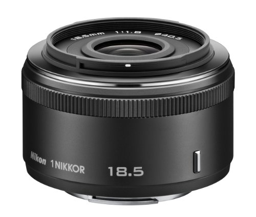 1 NIKKOR 18.5mm f/1.8 ブラック