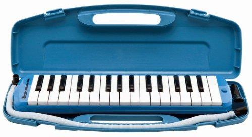 ゼンオン 鍵盤ハーモニカ バンビーナ メロディーホーン BMH-32 BLUE