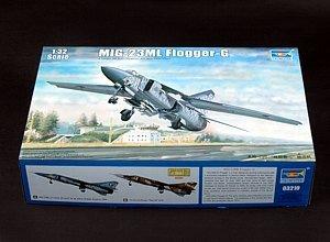 MiG-23ML フロッガーG型 (1/32) (03210)
