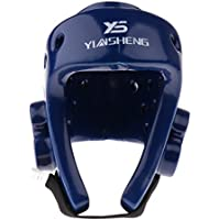 Baosity 格闘技 キックボクシング ボクシング MMA 武道 ヘルメット ヘッドギア 首プロテクター 超耐久性 快適 全2サイズ2色