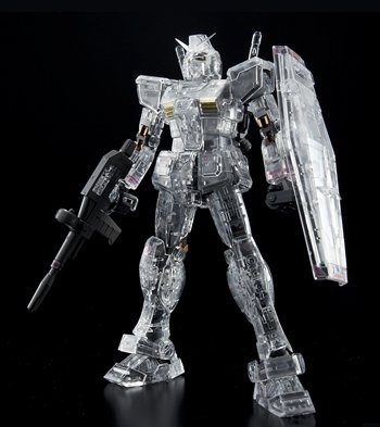 【ガンプラEXPO限定】RG 1/144 RX-78-2 ガンダム メカニカルクリアVer.