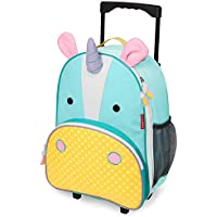 Skip Hop Kids Luggage With Wheels, Eureka Unicorn