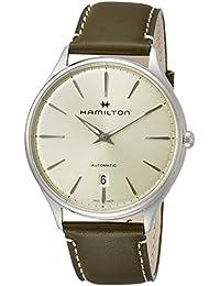 [ハミルトン]HAMILTON 腕時計 ジャズマスター 機械式自動巻 H38525811 メンズ 【正規輸入品】