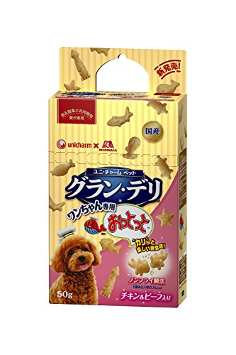 グラン・デリ ワンちゃん用おっとっと チキン&ビーフ 50g