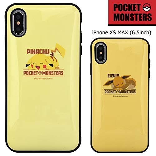 【カラー:イーブイ】iPhone XS MAX ポケットモン...