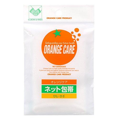 オレンジケア ネット包帯 ひじ・ひざ用(1枚入)
