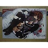 ヴァンパイア騎士黒主優姫、CLANNAD-クラナド-謎の少女 ガラクタの人形 両面ピンナップポスター