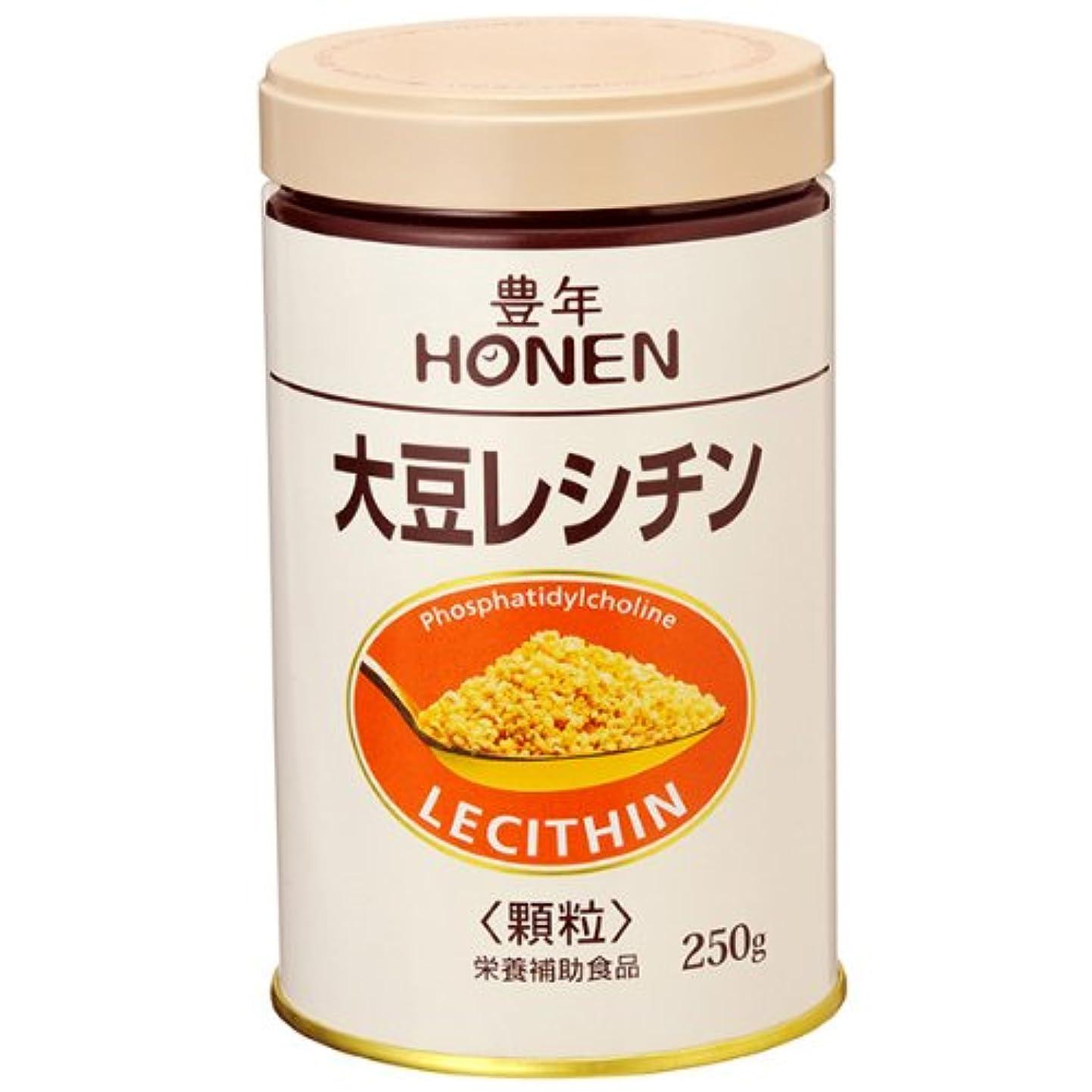 売上高民主党フェローシップ豊年 大豆レシチン(顆粒250g缶)