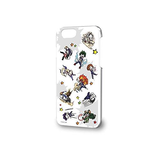 僕のヒーローアカデミア 01 雄英生&先生(グラフアートデザイン) ハードケース iPhone6/6...