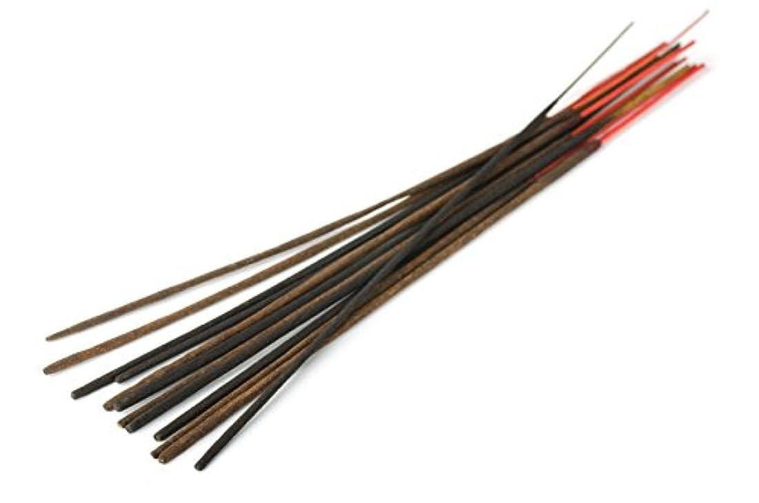 腹部高原使役プレミアムハンドメイドMuscadine ( Grape ) Incense Stickバンドル – 90 to 100 Sticks Perバンドル – 各スティックは11.5インチ、には滑らかなクリーンBurn