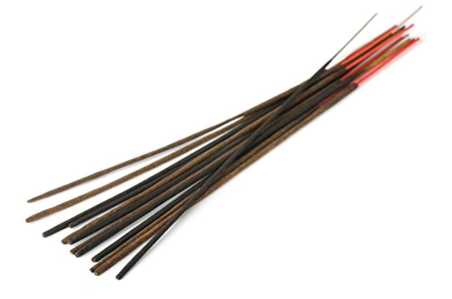 説教ホームレスカロリープレミアムハンドメイドMuscadine ( Grape ) Incense Stickバンドル – 90 to 100 Sticks Perバンドル – 各スティックは11.5インチ、には滑らかなクリーンBurn