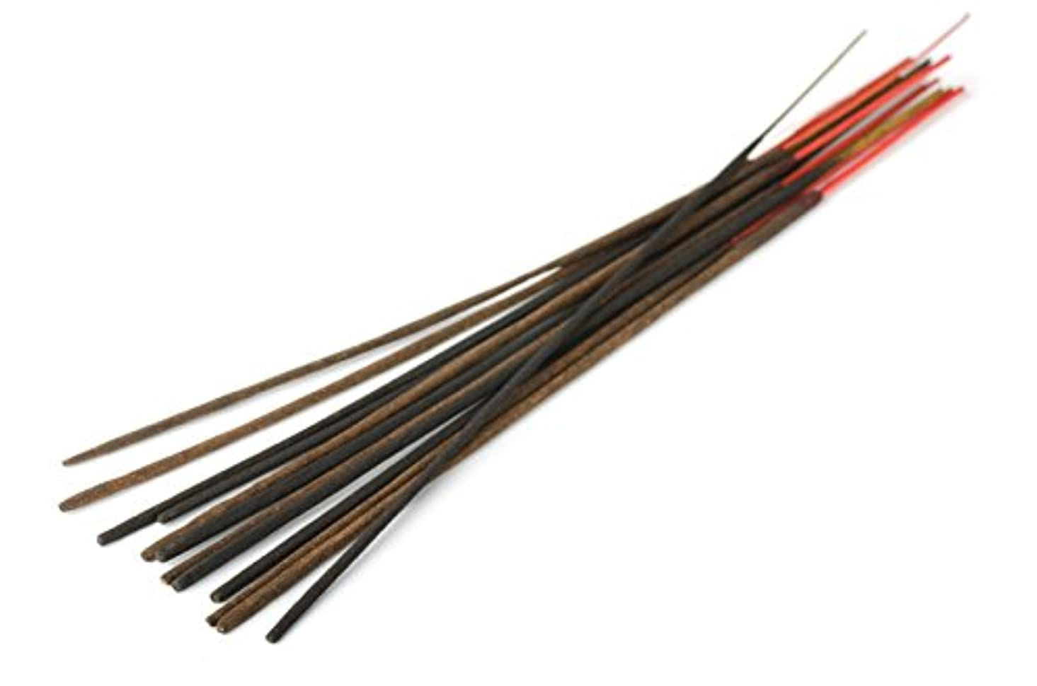 小屋持続する安西プレミアムハンドメイドチョコレートチップクッキーIncense Stickバンドル – 90 to 100 Sticks Perバンドル – 各スティックは11.5インチ、には滑らかなクリーンBurn