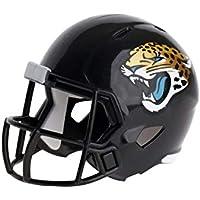Riddell Speed ポケット フットボール ヘルメット - ジャクソンビル?ジャガーズ (Jacksonville Jaguars)