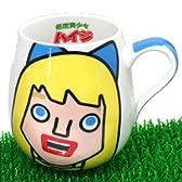 低燃費少女ハイジ ラウンドマグ(マグカップ) クララ HI-038