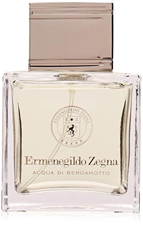 描く分析するケイ素Ermenegildo Zegna Acqua di Bergamotto Eau De Toilette 100ml 3.4oz