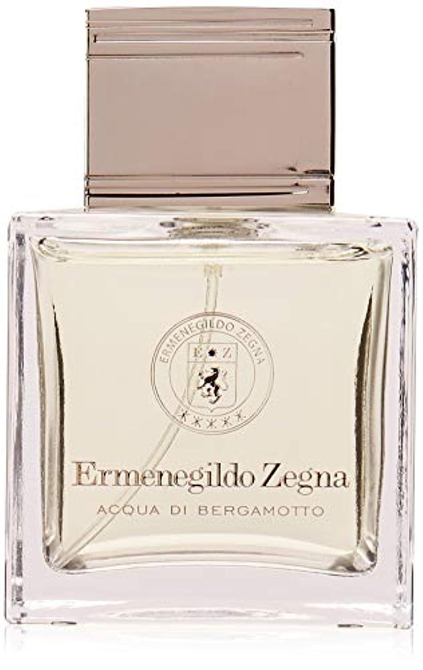 ぬるい価値のない活気づけるErmenegildo Zegna Acqua di Bergamotto Eau De Toilette 100ml 3.4oz