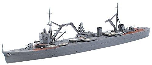 青島文化教材社 1/700 ウォーターラインシリーズ No.566 日本海軍 工作艦 明石 プラモデル