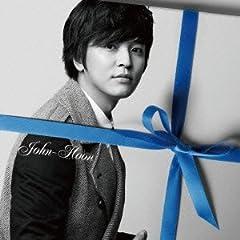 John-Hoon「Daydream」のCDジャケット