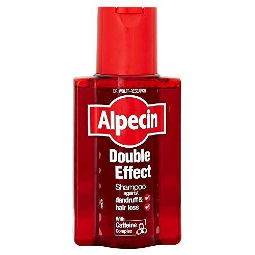 学んだ賢い化石Alpecin Double Effect Shampoo (200ml) by Grocery [並行輸入品]