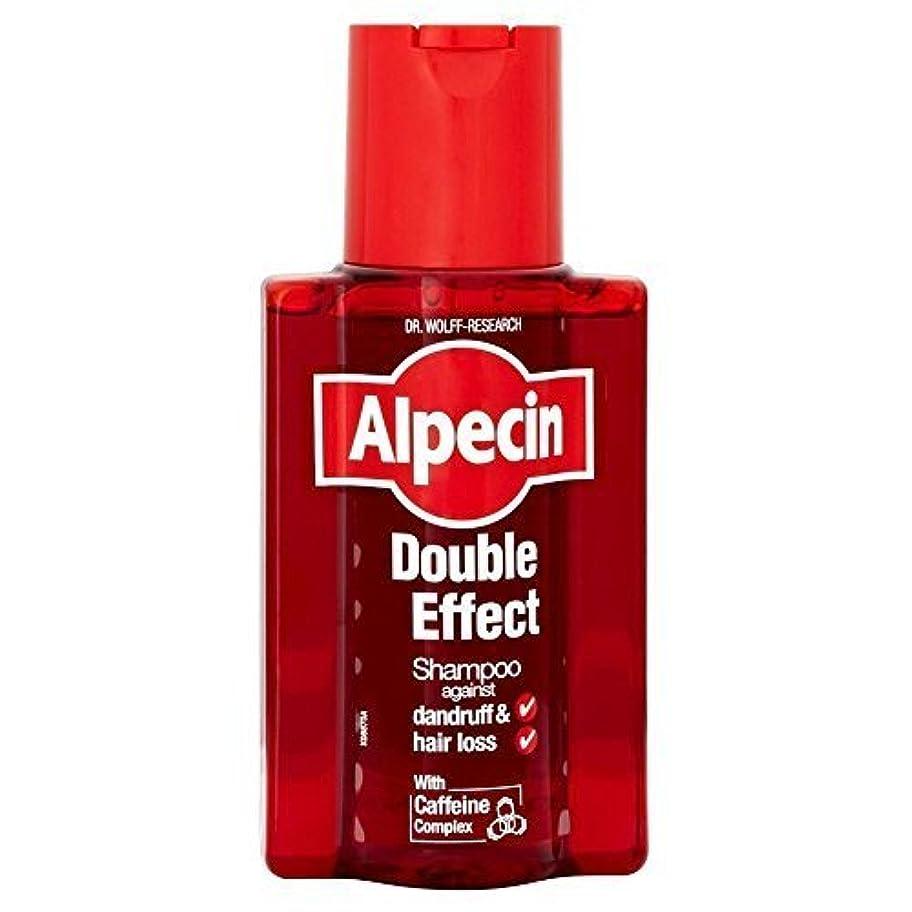 彫刻スピン健全Alpecin Double Effect Shampoo (200ml) by Grocery [並行輸入品]