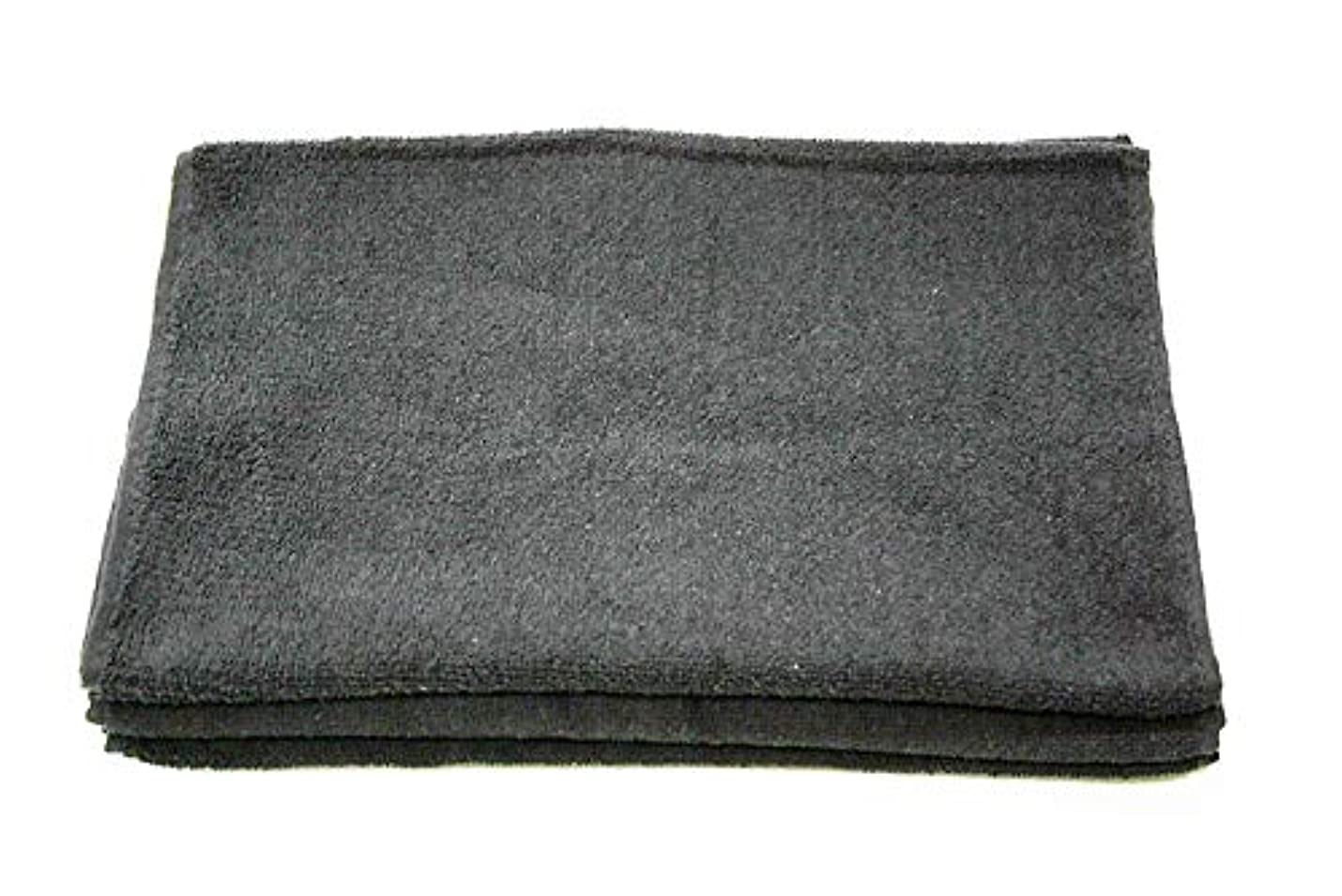 息切れコマンドメモスーパータオル New ブリーチフリー 210匁 【1枚】(グレー)