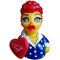 I Love Ducky ラバーダックーI Love Lucyファンのためのセレブリダック