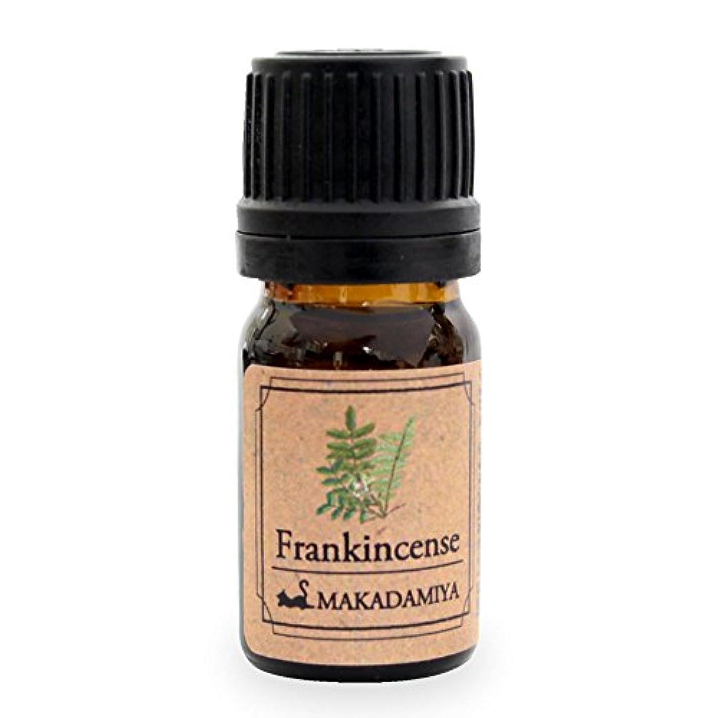 詐欺師チャペルひそかにフランキンセンス5ml 天然100%植物性 エッセンシャルオイル(精油) アロマオイル アロママッサージ aroma Frankincense