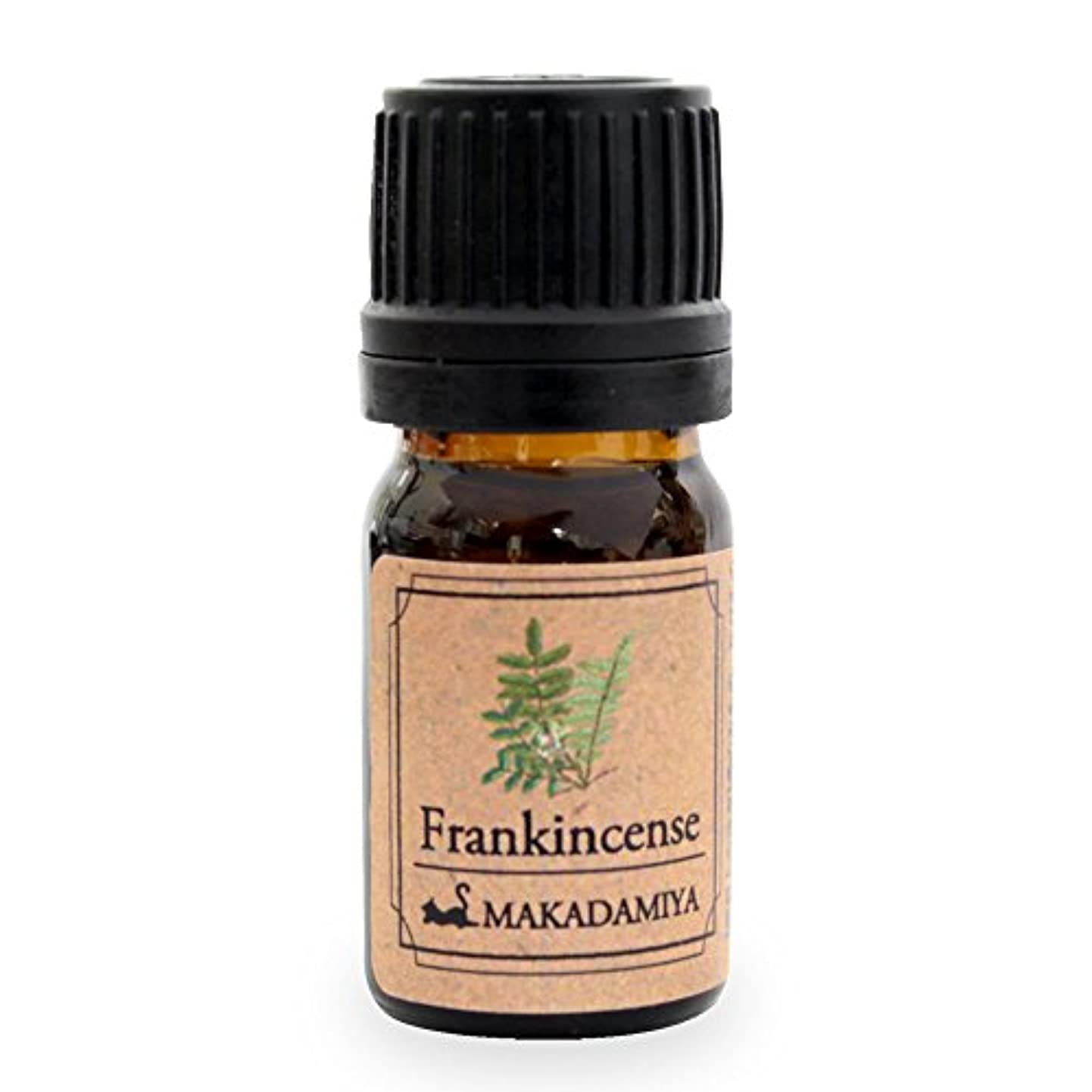 フォロー才能消防士フランキンセンス5ml 天然100%植物性 エッセンシャルオイル(精油) アロマオイル アロママッサージ aroma Frankincense