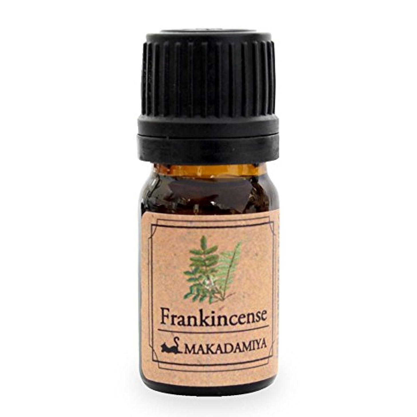 克服する同化する装置フランキンセンス5ml 天然100%植物性 エッセンシャルオイル(精油) アロマオイル アロママッサージ aroma Frankincense