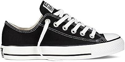 [コンバース] CONVERSE CANVAS ALL STAR OX BLACK (ブラック/US5.5(24.5cm))
