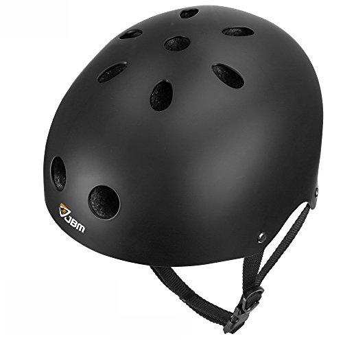 JBM ヘルメット スポーツ スケートボード 超軽量 高耐性 衝撃吸収 アイススケート 自転車