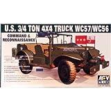 AFVクラブ 1/35 US.3/4TON 4×4 TRUCK WC57/56