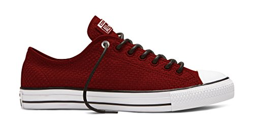 Converse uni-sex靴Chuck Taylor All Star Oxレンガ/ブラックT...