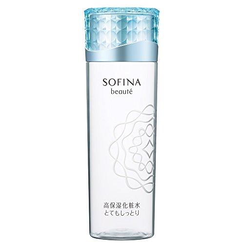 ソフィーナ ボーテ 高保湿化粧水(美白)とてもしっとり 140ml