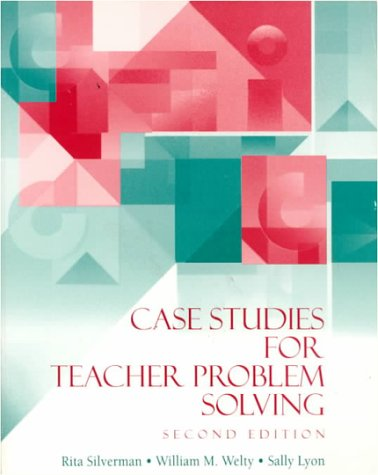 Download Case Studies for Teacher Problem Solving 0070576556