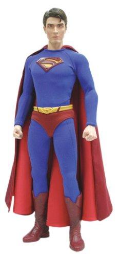 무비・걸작 - 1/6 Scale Fully Poseable Figure: Superman Returns Superman- (2006-08-18)