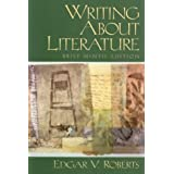 Writing About Literature Brief Pb
