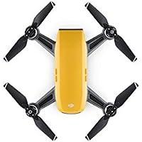 DJI Spark Fly More コンボ スパーク ドローン カメラ付 小型 クイックショット 高度維持 1年間 DJI無料付帯保険付 国内正規品 DJI正規代理店 イエロー