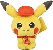 ポケモンセンターオリジナル ぬいぐるみ Pokemon Cafe Mix ピカチュウ