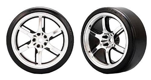 ドリフトカー用 レイズ グラムライツ57 アクセラレートホイル (ゼロワンRタイヤ付) ZR-DR37