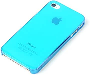 CAZE iPhone 4/4S対応 世界最薄級ケース Zero 5(0.5mm)UltraThin for iPhone 4/4S - Blue C-Z5I4-B