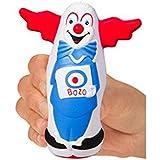 [ウォームファジィトイズ]Warm Fuzzy Toys Bozo Foam Squeeze Toy 4.75 440 [並行輸入品]