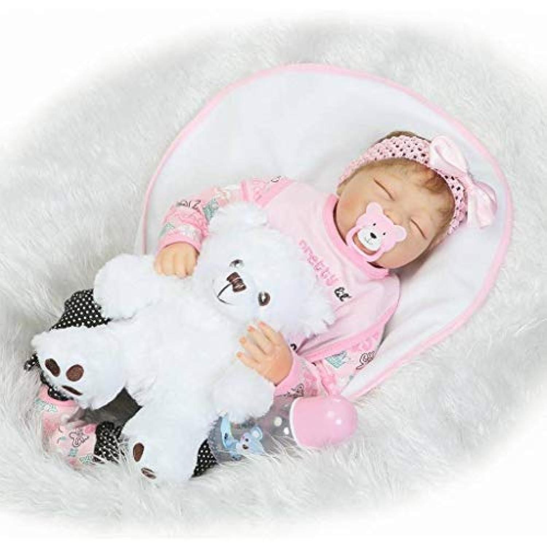22インチAlive Collectible Beautiful Dreamer Rebornベビーガール人形