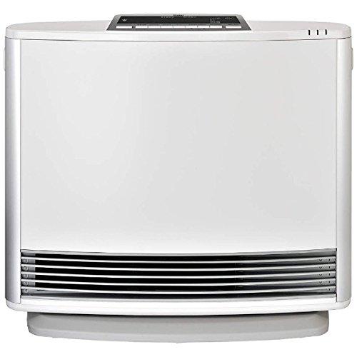 Rinnai RC-N5801NP-13A ホワイト A-style [ガスファンヒーター (都市ガス用/木造15畳・コンクリ21畳まで)]