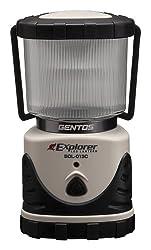 ジェントス LEDランタン エクスプローラー SOLシリーズ