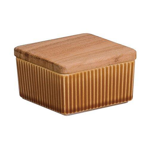 ViV バターケース ハーフサイズ ブラウン 26249