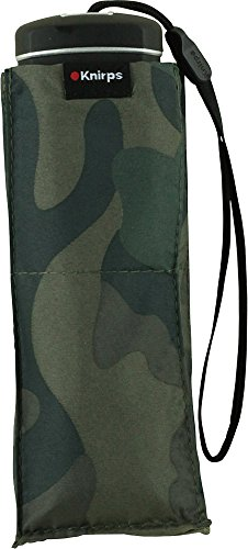 Knirps 折りたたみ傘 コンパクト 軽量 【正規輸入品】 Travel Woodland Camouflage KNAL815-262